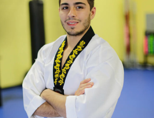 Juan Orozco – Taekwondo Instructor