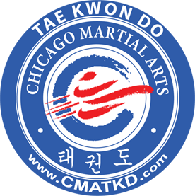 Chicago Martial Arts Retina Logo